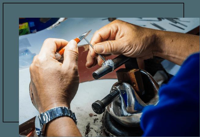 Fabricando joyas desde 1962.